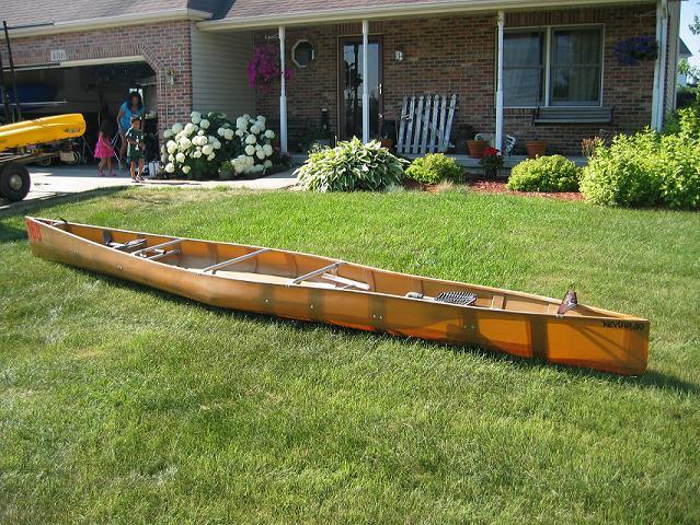 Rivermiles Forum - Wenonah Marathon USCA racing canoe f/s $995 00
