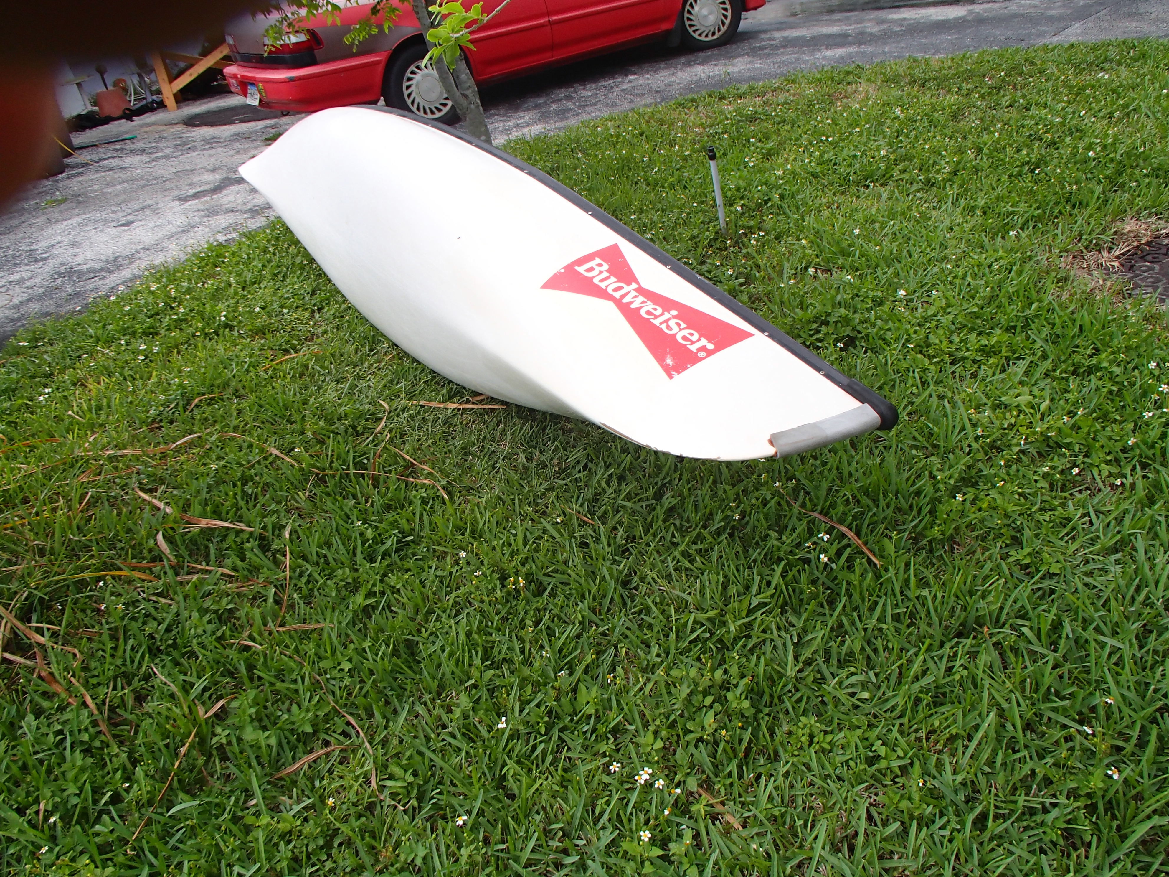 Rivermiles Forum - Sawyer Oscoda Solo 13- the Budweiser Canoe